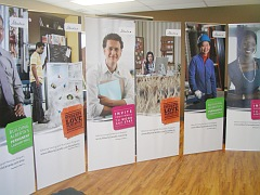 Retractable banners made in Calgary