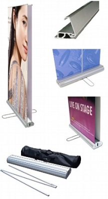 Double sided stand